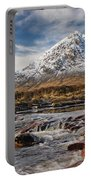 Buchaille Etive Mhor - Glencoe Portable Battery Charger