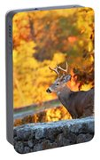 Buck In The Fall 09 Portable Battery Charger