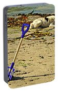 Bucket And Spade Portable Battery Charger