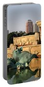 Buckingham Fountain - 3 Portable Battery Charger