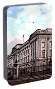 Buckingham Palace Portable Battery Charger