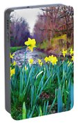 Bucks County Spring Portable Battery Charger