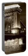 Budapest Nights Portable Battery Charger