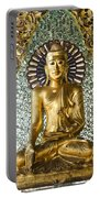 Buddha In Glass Portable Battery Charger