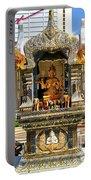 Buddha Shrine Portable Battery Charger