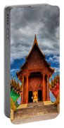 Buddha Temple Portable Battery Charger