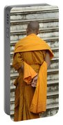 Buddhist Monk 2 Portable Battery Charger