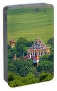 Buddist Temple Portable Battery Charger