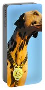 Budweiser Dalmation Portable Battery Charger
