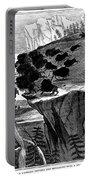 Buffalo Hunt, 1834 Portable Battery Charger