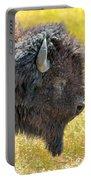 Buffalo Portrait Portable Battery Charger