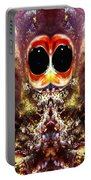 Bug Eyes Portable Battery Charger by Skip Nall