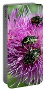 Bugfest Portable Battery Charger