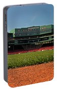 Bugs Eye View From Center Field Portable Battery Charger