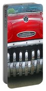Buick With Teeth Portable Battery Charger