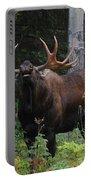 Bull Moose Flehmen Portable Battery Charger