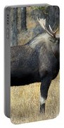 Bull Moose, Peter Lougheed Provincial Portable Battery Charger