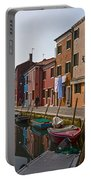 Burano - Venice - Italy Portable Battery Charger