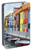 Burano Italy 2 Portable Battery Charger