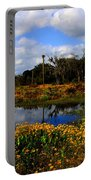 Burmarigold Bliss Portable Battery Charger
