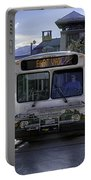 Bus To East Vail - Colorado Portable Battery Charger