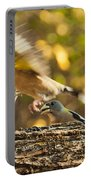 Busy Birds Portable Battery Charger
