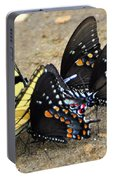 Butterflies By The Buches Portable Battery Charger