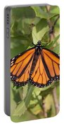 Butterfly - Monarch - Resting Portable Battery Charger