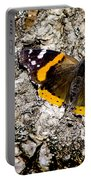 Butterfly Bark Portable Battery Charger