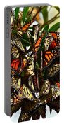 Butterfly Bouquet Portable Battery Charger