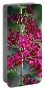 Butterfly Bush Portable Battery Charger