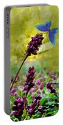 Butterfly Dreams Portable Battery Charger