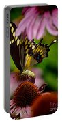 Butterfly Heaven Portable Battery Charger