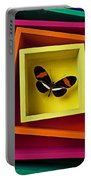 Butterfly In Box Portable Battery Charger