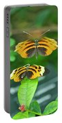 Butterfly Lovers Portable Battery Charger
