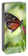 Butterfly Resting Portable Battery Charger