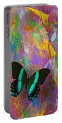 Butterfly Wall Portable Battery Charger