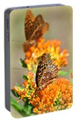 Butterfly Weed 2 Portable Battery Charger