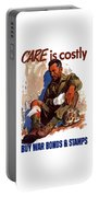 Buy War Bonds And Stamps Portable Battery Charger