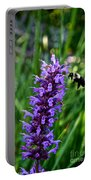 Buzzing Hyssop Portable Battery Charger