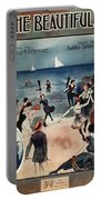 By The Beautiful Sea, 1914 Portable Battery Charger