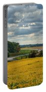Bypass The Country Fields Portable Battery Charger