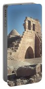 Byzantine Ruins Portable Battery Charger by Photo Researchers, Inc.