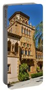 Ca D Zan  Winter Home Of John And Mable Ringling Portable Battery Charger