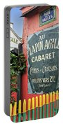 Cabaret Sign Portable Battery Charger