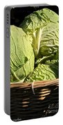 Cabbage Heads Portable Battery Charger