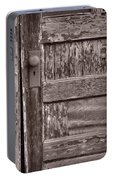 Cabin Door Bw Portable Battery Charger