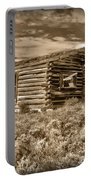 Cabin Fever Portable Battery Charger by Shane Bechler