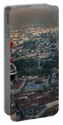 Cable Car In Grenoble  Portable Battery Charger