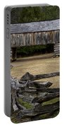 Cable Mill Barn In Cade's Cove No.122 Portable Battery Charger